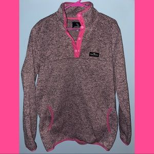 Sweater knit & fleece Simply Southern pullover XL